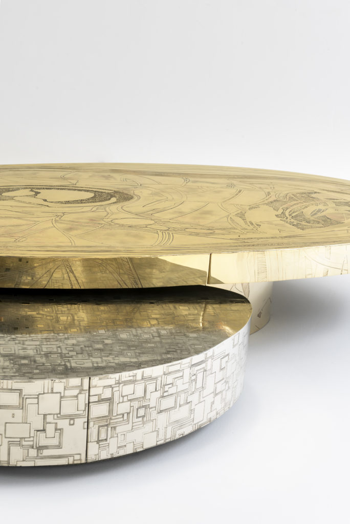Convergence Coffee table set