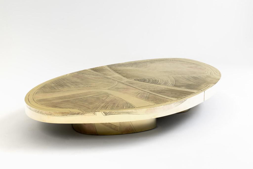 Empreinte Table single